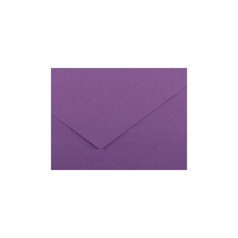 Cartulina 50x65 185g Iris Canson VIOLETA