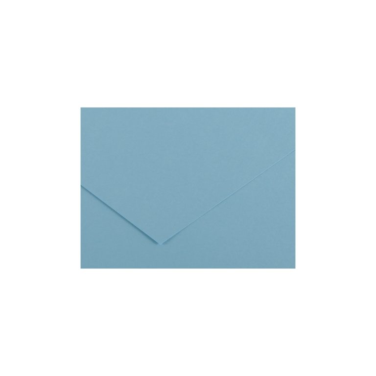 Cartulina 50x65 185g Iris Canson AZUL CIELO