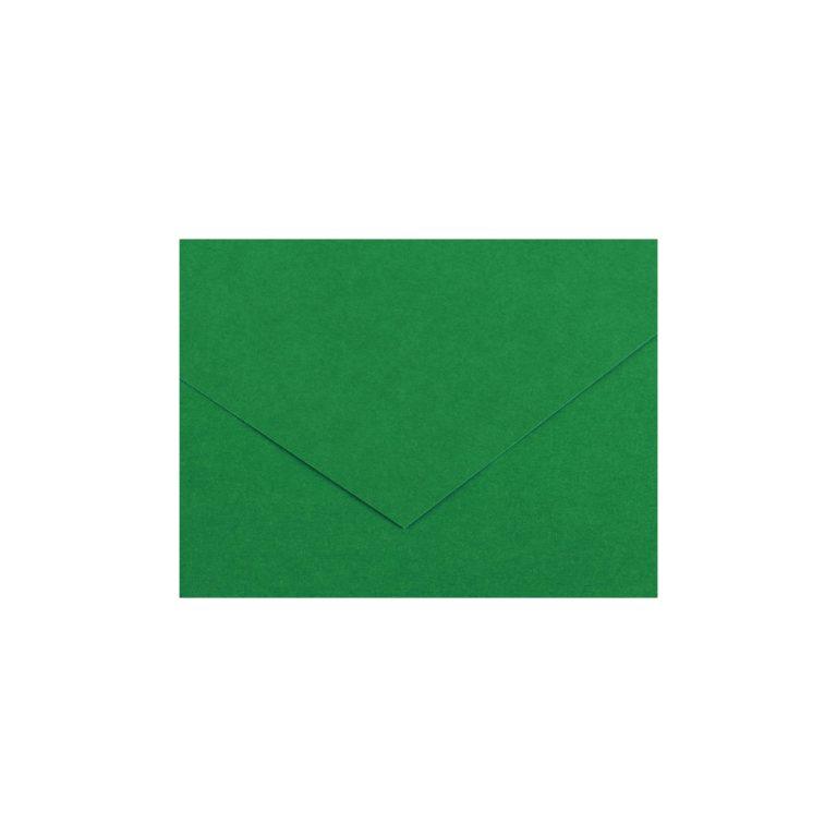 Cartulina 50x65 185g Iris Canson VERDE ABETO