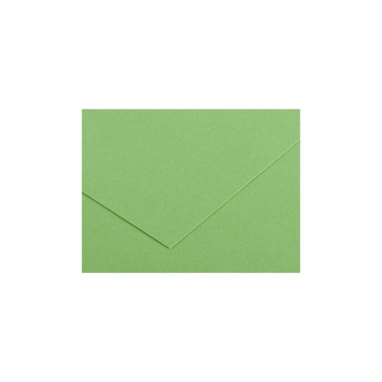 Cartulina 50x65 185g Iris Canson VERDE MANZANA