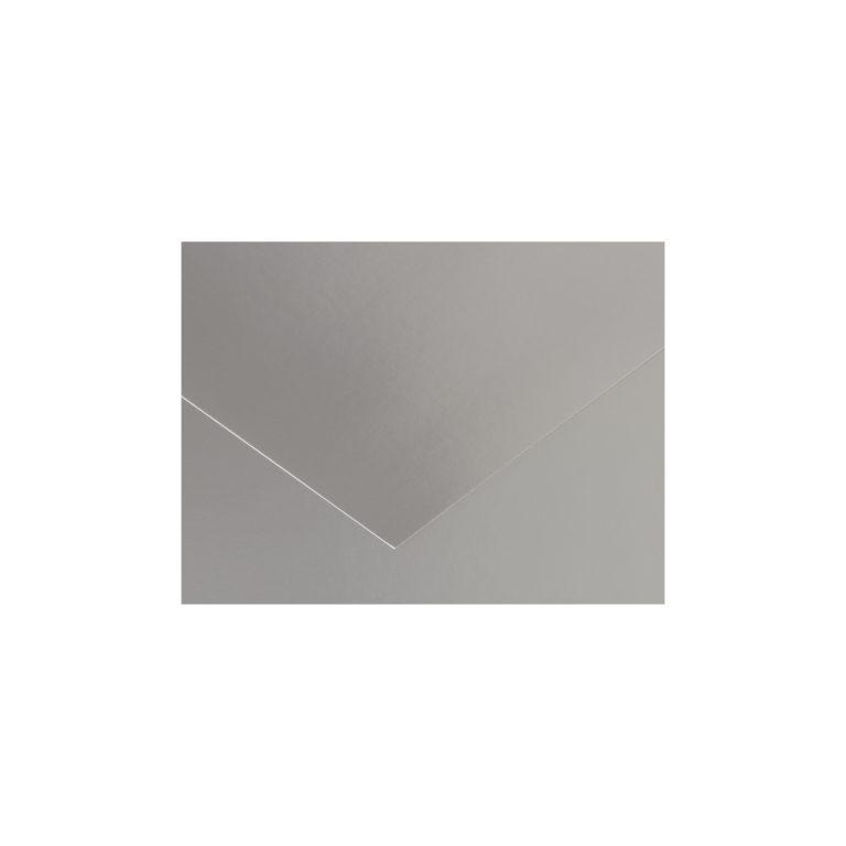 Cartulina 50x65 280g Iris Canson metalizada PLATA