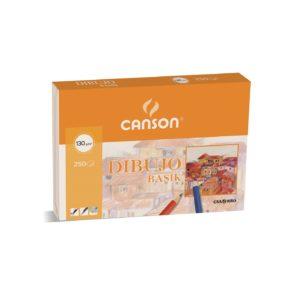 CANSON - Dibujo Basik - Láminas Caja