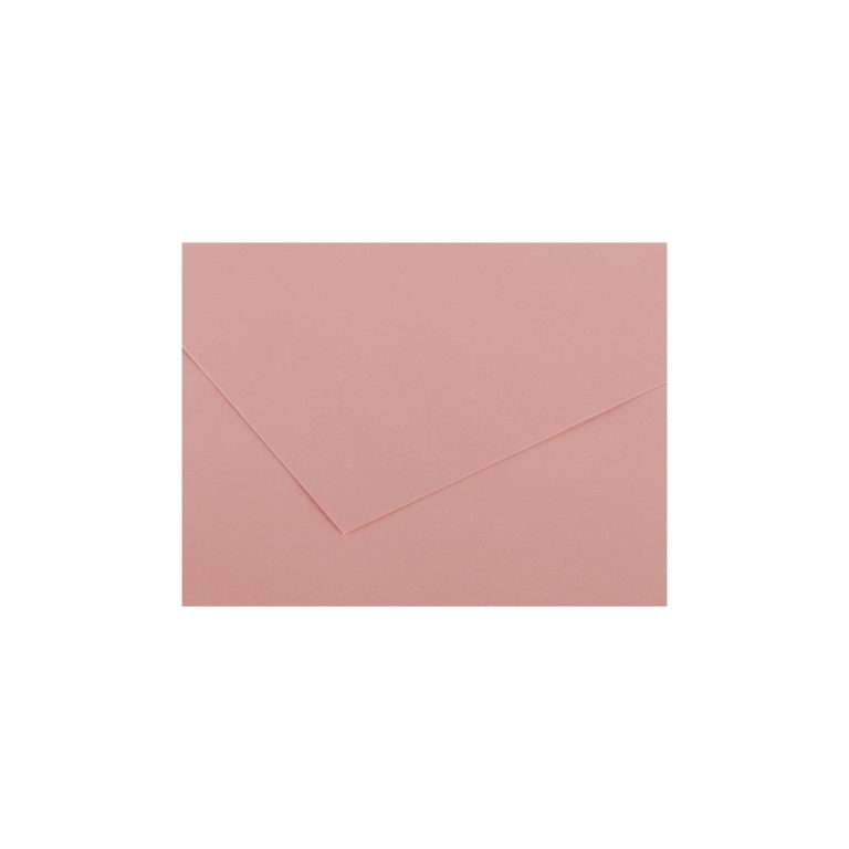Cartulina A4 185g Iris Canson ROSA