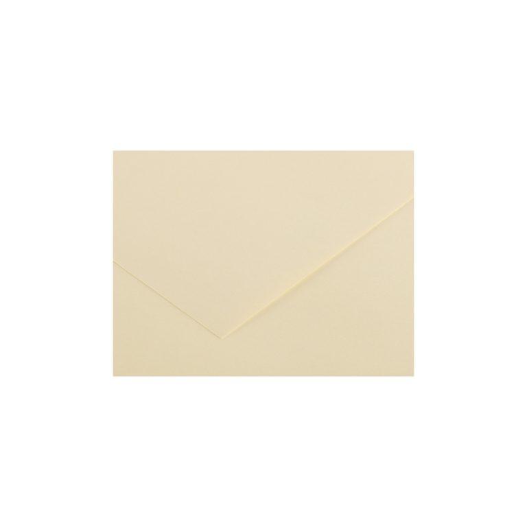 Cartulina A4 185g Iris Canson CREMA