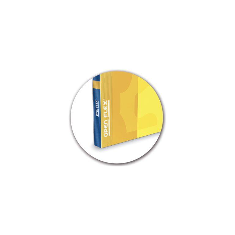 Libreta grapada A4 (folio) 4mm OPENFLEX OXFORD