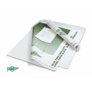 FAIBO - BLOC PARA CABALLETE - 100% Reciclable - Hoja lisa