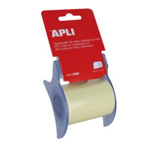 APLI - NOTAS ADHESIVAS CLASSIC - 60 mm x 10 m - 1 Rollo