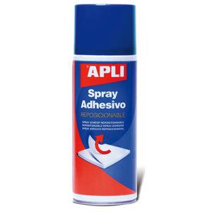 APLI - SPRAY ADHESIVO REPOSICIONABLE