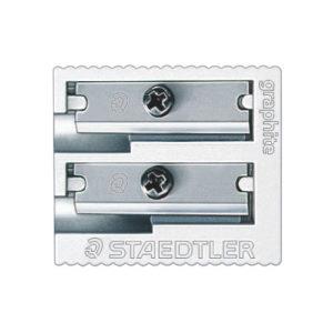 STAEDTLER - AFILADOR DE METAL - doble - Caja 20 unidades