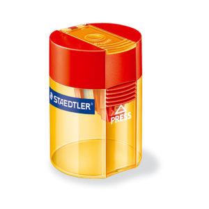 STAEDTLER - AFILADOR CON DEPOSITO (colores surtidos)