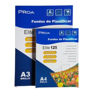 PROA - LAMINA DE PLASTIFICAR - A3 - 100 fundas
