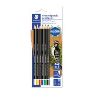 STAEDTLER - Lápices de color permanentes - 10820