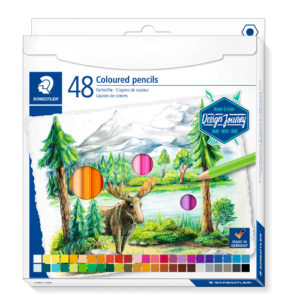 STAEDTLER - Lapiz de color - 48 colores