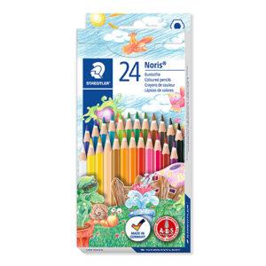 STAEDTLER Lapices de 24 colores 144