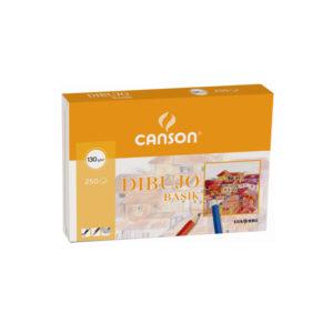 CANSON - Dibujo Basik - Caja de láminas - A4+