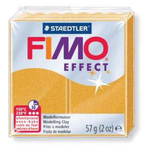 STAEDTLER  FIMO® effect 8020 - METÁLICO ORO