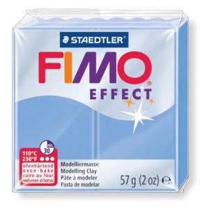 STAEDTLER  FIMO® effect 8020 - ÁGATA AZUL