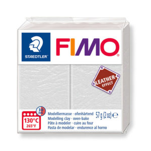 STAEDTLER FIMO® leather effect 8010 - BLANCO MARFIL