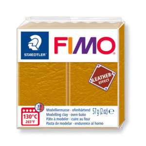 STAEDTLER FIMO® leather effect 8010 - OCRE