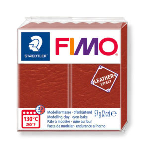 STAEDTLER FIMO® leather effect 8010 - ÓXIDO