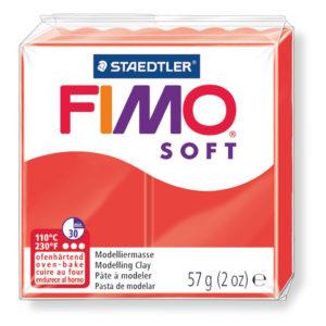 STAEDTLER FIMO® soft 8020 - ROJO INDIO