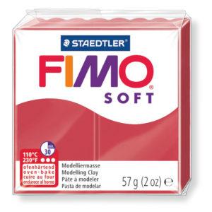 STAEDTLER FIMO® soft 8020 - ROJO CERAZA