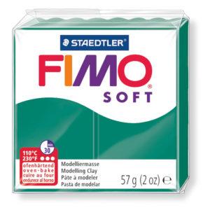 STAEDTLER FIMO® soft 8020 - VERDE OSCURO