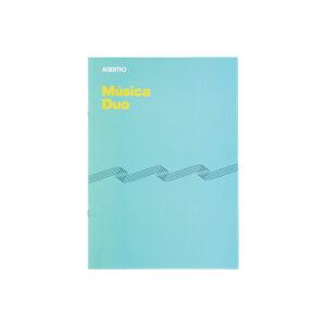 ADDITIO - Cuaderno de música - Música Duo
