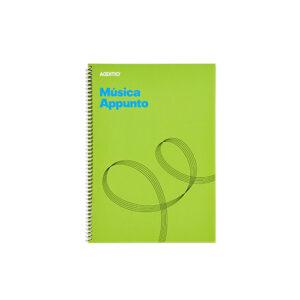 ADDITIO - Cuaderno de música -Música Appunto