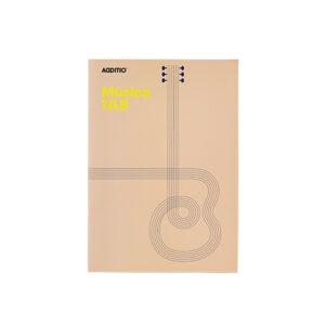 ADDITIO - Cuaderno de música - Música Tab