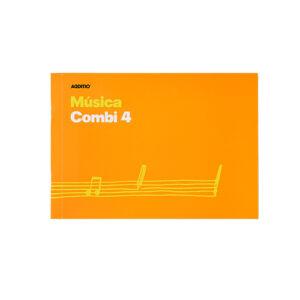 ADDITIO - Cuaderno de música - Combi 4