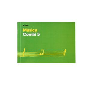 ADDITIO - Cuaderno de música - Música Combi 5