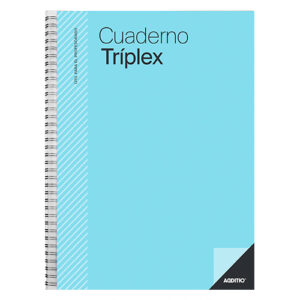 ADDITIO - Útil para el profesorado - Cuaderno Tríplex